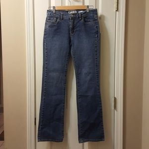 Size 2 Old Navy Boot Cut Stretch Jeans